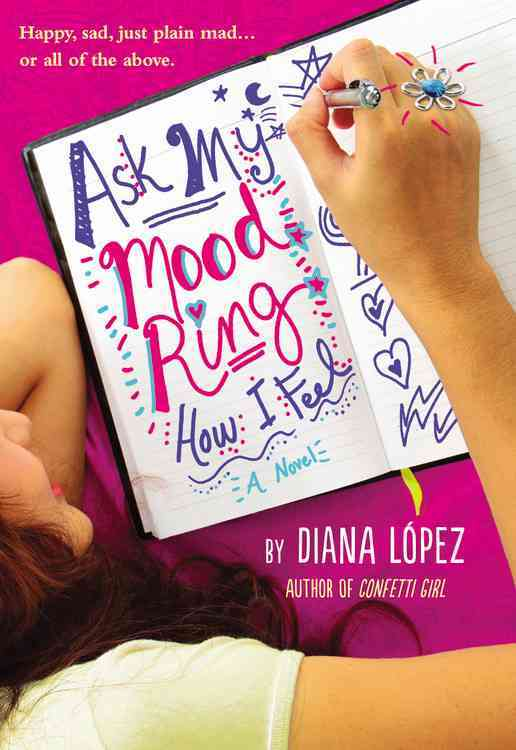 Ask My Mood Ring How I Feel By Lopez, Diana